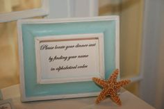 Adorable and practical framed note!