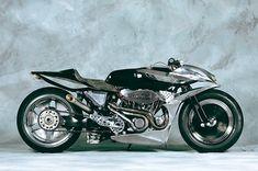 Wild Harley-Davidson XLH 883 custom by Whizz Speed of Japan.