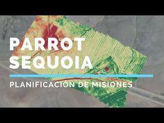 Flight Planning using Parrot Sequoia