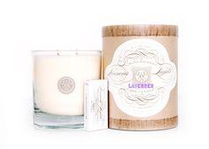 LInnea's Lights Lavender Candle
