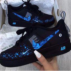 Nike Shoes OFF! ►► Behind The Scenes By sneakerflock Nike Shoes Blue, Nike Shoes Air Force, Kd Shoes, Club Shoes, Shoes Men, Black Shoes, Jordan Shoes Girls, Girls Shoes, Girls Sneakers