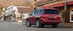 2015 Tahoe: Full Size SUV | Chevrolet