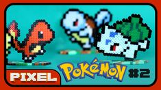 Pokémon #02 | DiY Pixel Art
