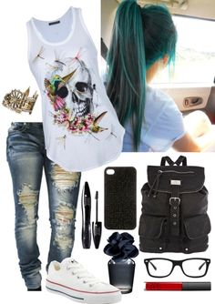 """""""Outfit 33"""" by sarah-farnell ❤ liked on Polyvore"""