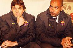 Pep & Tito #FCB #FCBarcelona #Barca #Barcelona