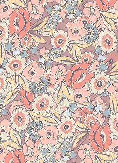 floral pattern by melissa ebert