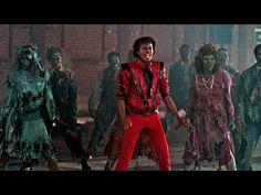 Michael Jackson - Thriller   Immortal Version - YouTube