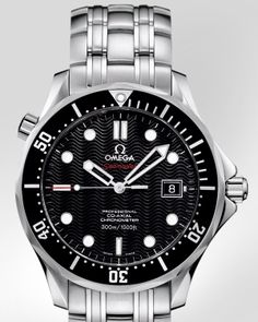 OMEGA Seamaster 300 M Chronomètre - Acier sur acier - 212.30.41.20.01.002