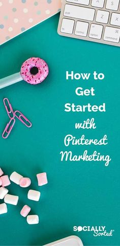 Pinterest marketing - Check out this guide for step-by-step advice for marketing on Pinterest. via @sociallysorted