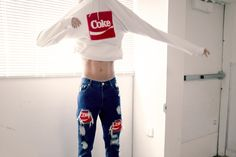 coca cola in streetwear fashion collaborations