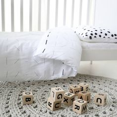 We know that with so many bedding options, sometimes it can be hard to choose. www.ooh-noo.com