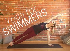 Yoga for Swimmers - 30 min All Levels Class for Athletes