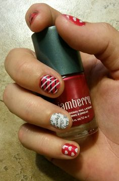 Layering #jamberrynails with stunning laquers.