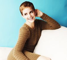emma watson pixie cut hair stages - Google Search