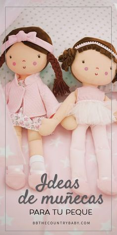 Sock Dolls, Felt Dolls, Doll Toys, Baby Dolls, Pretty Dolls, Cute Dolls, Hand Embroidery Tutorial, Doll Hair, Crafty Craft