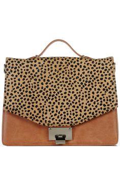 catherina mini case from tan & brown.