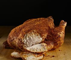 Slow & Low Tennessee Smokehouse BBQ Chicken : This seasoning rub for cooking chicken slow and low on the grill features herbs, spices, sugar, smoke and a hint of whiskey. Grilling Recipes, Meat Recipes, Slow Cooker Recipes, Grilling Ideas, Turkey Recipes, Celiac Recipes, Recipies, Healthy Recipes, Bbq Chicken