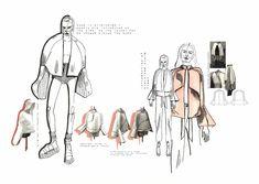 Mise En Page Portfolio Mode, Birmingham City University, Fashion Portfolio, Pattern Cutting, Sketchbooks, Textile Design, Book Design, Women Wear, Profile