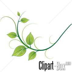 CLIPART ABSTRACT TWIG