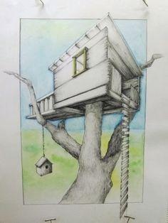 ARTISUN: 2-Point Perspective Box Constructions