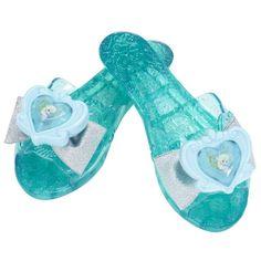 """silver//blue light-up easy open sandal NEW Toddler/'s Frozen /""""In Summer/"""""""