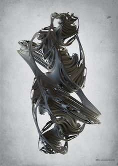 BORDERLINE I, II, III by Janusz Jurek, via Behance