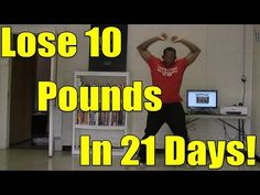 Jumping Jack Weight Loss Workout #1 (Lose 10 lbs. in 21 days) - YouTube