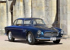 1957 Maserati A6G/54 by Allemano Maintenance of old vehicles: the material for new cogs/casters/gears could be cast polyamide which I (Cast polyamide) can produce