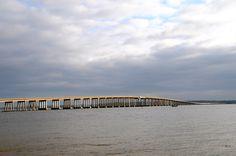 The Rappahannock River, VA