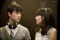 tom and summer :) 500 days of summer