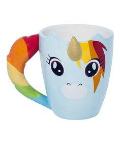 Unicorn Color-Changing 10.55-Oz. Mug