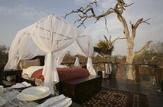Chalkley Tree House (Lion Sands Game Reserve, Parque Nacional Kruger en Sudáfrica)