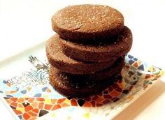 Gluten-Free Chocolate Shortbread Cookies  | G-Free Foodie #GlutenFree