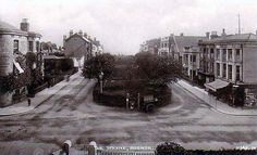 An Old Photo Of Bognor Regis, The Steyne Bognor West Sussex England Bognor Regis, Vintage Postcards, Family History, Old Photos, England, Pictures, Outdoor, Beautiful, Retro