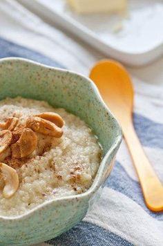 Das perfekte Couscous auf die süße Art-Rezept mit Bild und einfacher Schritt-für-Schritt-Anleitung: 1) Den Couscous in der Milch mit einer Zimtstange…