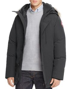 Canada Goose Chateau Parka with Fur Hood