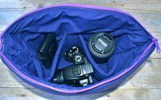 Liz  - Camera purse insert
