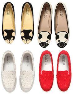 Chiara Ferragni Shoes Spring/Summer 2014 Campaign  #shoes #ChiaraFerragni