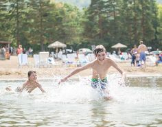 Learn more about what makes Blue Mountain the favourite four-season resort vacation destination in Ontario Vacation Resorts, Vacation Destinations, Blue Mountain, Summer Activities, Ontario, Beach, Seaside