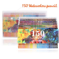 Derwent Academy Watercolour Pencils Set Of 12 Watercolor Pencils