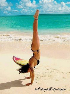 Easy And Amazing Weight Loss Method Surf Girls, Beach Girls, Beach Bum, Beach Volleyball, Yoga For Weight Loss, Easy Weight Loss, Mountain Biking, Ecuador, Gymnastics Flexibility