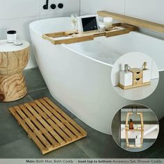 Must have accessory for your bath.