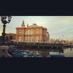 #TeatroMargherita #Bari