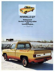 1978 GMC Amarillo GT