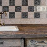 Wooden kitchen Wooden Kitchen, Sink, Home Decor, Timber Kitchen, Sink Tops, Vessel Sink, Decoration Home, Room Decor, Vanity Basin