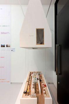 "JA+U : Exhibition Report : JA 86 ""Next Generation - Manifestations of Architects Under 35"" ©Shinkenchiku-sha"