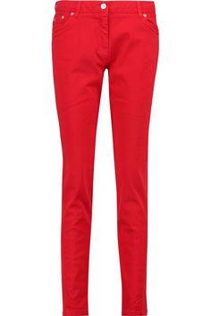 KENZO KENZO MAY FLOWERS-PRINT COTTON-TWILL PANTS. #kenzo #cloth # | Kenzo |  Pinterest | Twill pants, Kenzo and Printed cotton