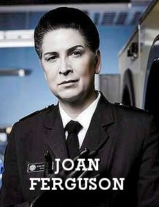 Joan Ferguson - The Governor, this woman is pure evil!!!!!!