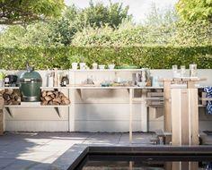 WWOO in De Tuinen van Appeltern - Buitenkeukens Outdoor kitchen. Excellent Dutch Design :-)