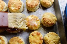 This is a very old, very easy biscuit recipe for those times you don't have a second to waste. They're sometimes called South...